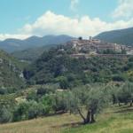 Casperia and Sabine hills