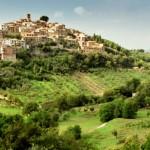 Casperia hill