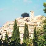 Casperia view