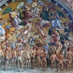 Orvieto affresco by Luca Sigmorelli